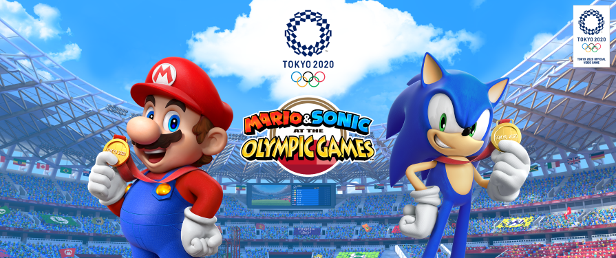 Mario and Sonic Opening Movie, Trailer and Gameplay Surfaces