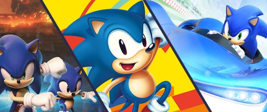 Anniversary Sales On Sonic Titles Via Nintendo eShop, XBox Live, Playstation Store