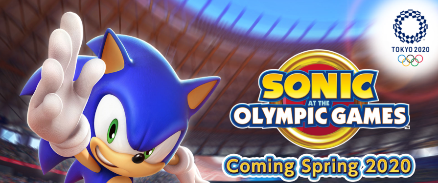First look at Sonic at the Olympic Games Tokyo 2020 Mobile Title