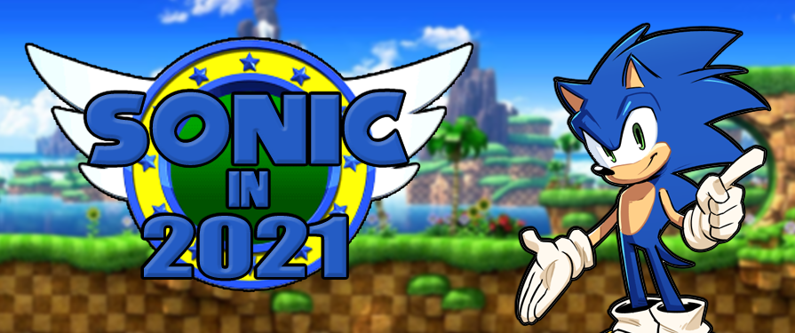Iizuka: 2021 Will Be A Big Year For Sonic, Drop-Dash Will Be A Mainstay
