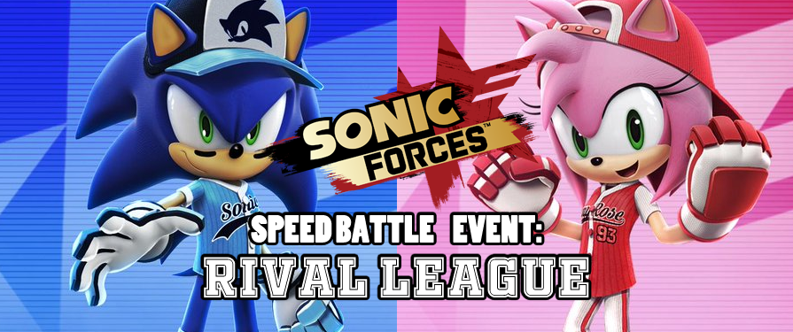 Sonic Forces Speed Battle Updates with a new Rival League Event