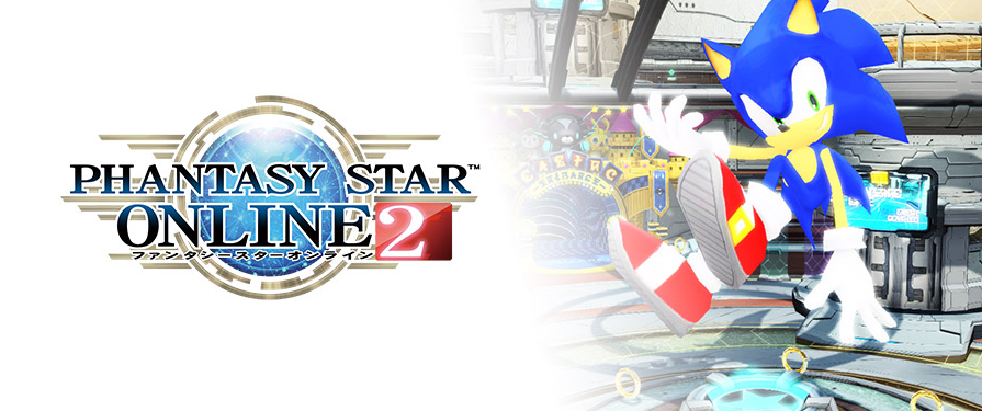 Giant Sonic Statue and More to Appear in Phantasy Star Online 2 for Sonic's Birthday