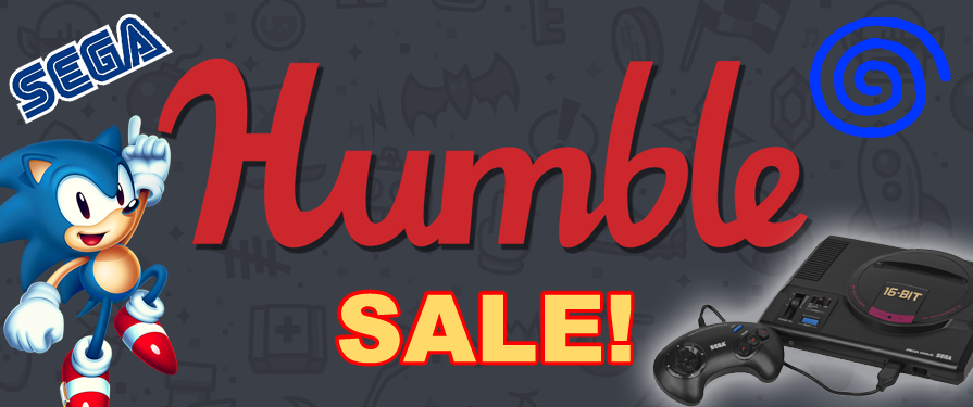 Sonic Mania and Two SEGA Collections on Sale on the Humble Store!