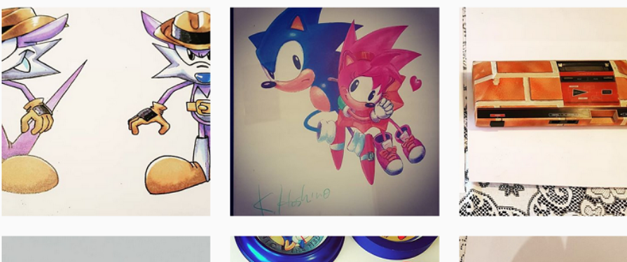 Ex-SEGA Employee's Instagram Account Is A Treasure Trove Of Sonic The Hedgehog History