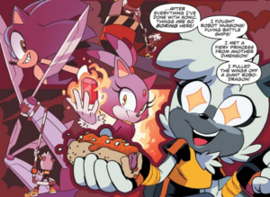 Tss Review Tangle And Whisper Issue 1 The Sonic Stadium