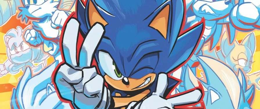 IDW's Sonic Comic Returning June 24; Release Dates for Next Few Months Revealed