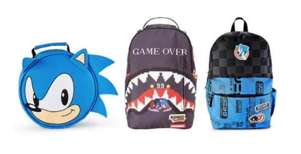 Sonic Now Has Back-to-School Merchandise