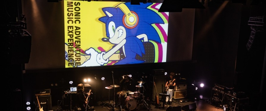Kickstarter Launched For UK Sonic Adventure Music Experience Performance