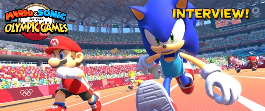New Mario & Sonic at the Tokyo Olympics Details Surface From Translated Interview