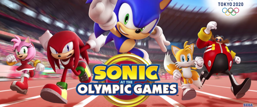 Watch the Sonic at the Olympic Games – Tokyo 2020 Mobile Title Trailer