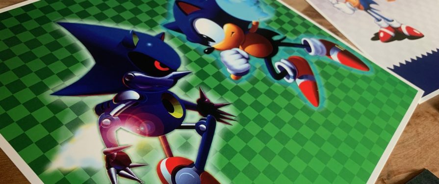 Data Discs' Sonic CD Vinyl Release Looks Incredible [Photos]
