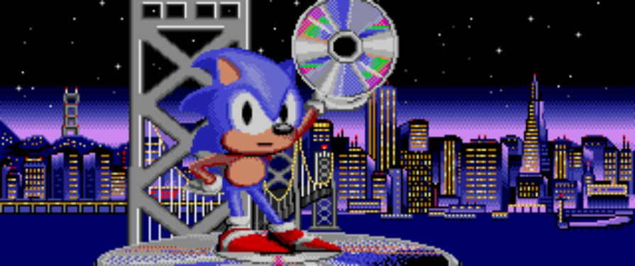 Earliest Prototype of Sonic CD, Ver 0.02, Found and Dumped