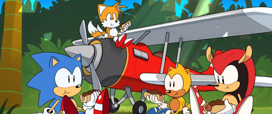 Yukio Kusumoto talks about the origins of Sonic Mania Adventures