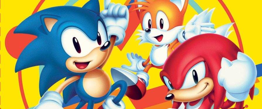 Sonic Mania Free For Xbox Live Gold Members This Weekend