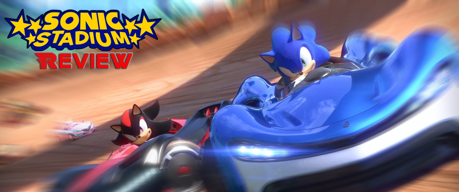 TSS Review: Sonic Racing