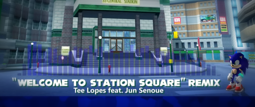 Tee Lopes and Jun Senoue's Station Square Remix is Here, and it's GREAT