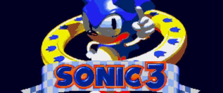 Sonic the Hedgehog 3 Prototype Found