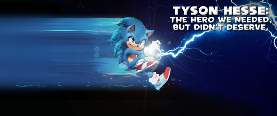 Tyson Hesse Confirms Involvement With the Sonic Movie