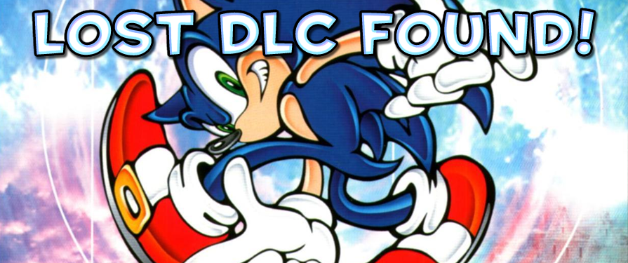 Lost Sonic Adventure DLC Rediscovered