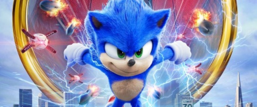 Watch the BRAND NEW Sonic the Hedgehog Movie Trailer!