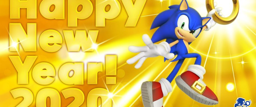 Sonic Team Celebrates New Year With New #SONIC2020 Campaign