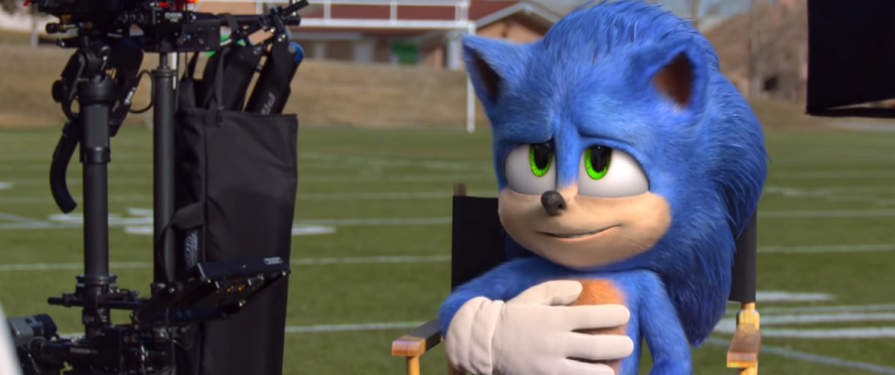 Catch The Sonic Super Bowl Ad Now