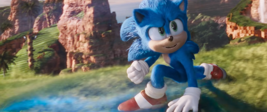 The Sonic the Hedgehog movie gets a PG Rating