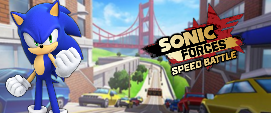 Sonic Forces: Speed Battle Teases Golden Bay Zone