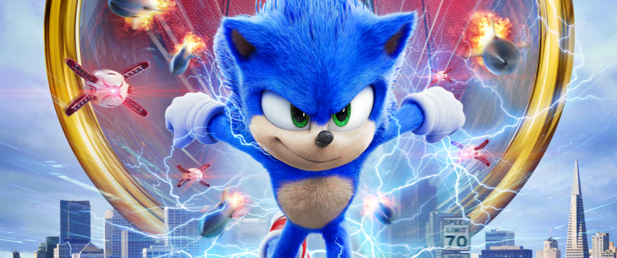 Sonic Movie Hitting Hulu on February 18