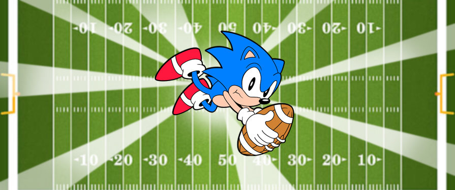 Sonic will Appear at the Super Bowl
