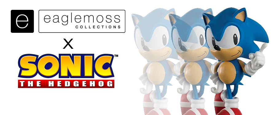 New Sonic Collectibles from Eaglemoss are Coming!