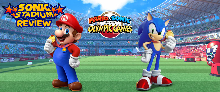 TSS Review: Mario & Sonic at the Olympic Games Tokyo 2020