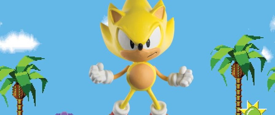 Eaglemoss Reveals Their Latest Figure, Super Sonic