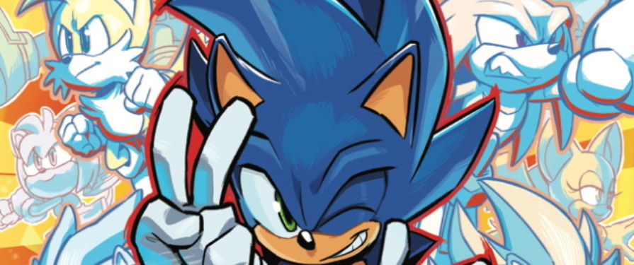 Comic Preview: IDW Sonic the Hedgehog #25