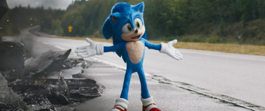 Check Out These Behind-the-Scenes Images of Sonic's Movie CG Model
