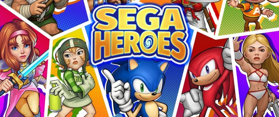 'SEGA Heroes' Mobile Game Is Dead; Servers Shut Down in May