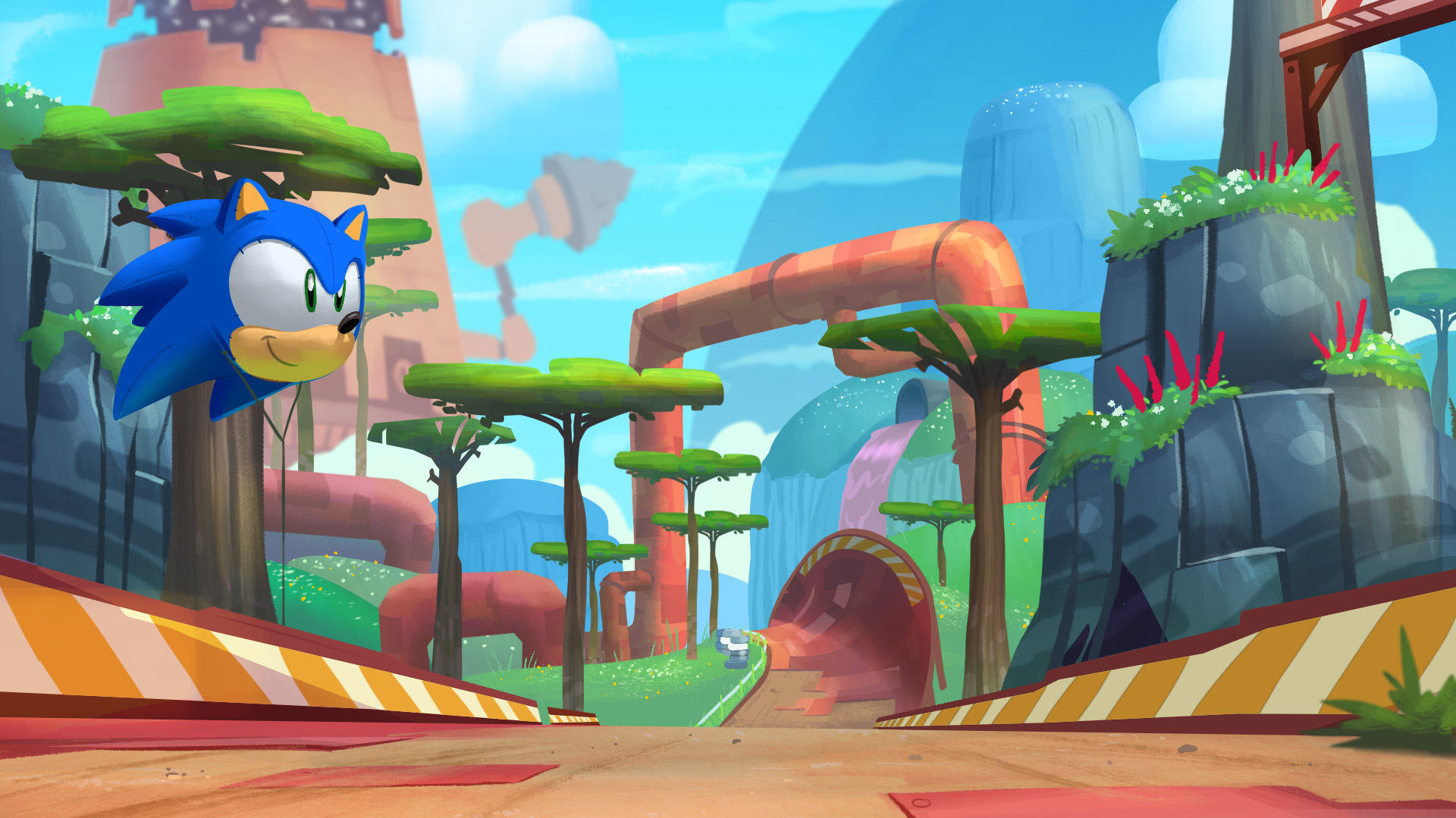 Zoom Like Sonic With These Official Video Conferencing Backgrounds The Sonic Stadium