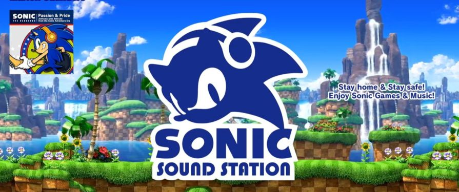 Sonic Team Launches 24-Hour Non-Stop Music Stream