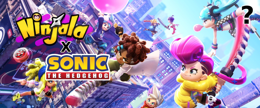 Leak: Ninjala Datamine Reveals Sonic Collab, Ability to Play as Dr Robotnik