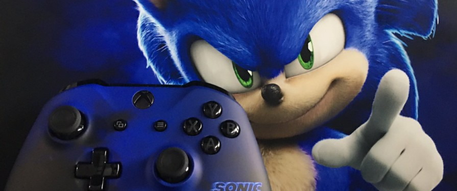 TSS Interview: Winner of the Sonic Movie Xbox One X, Warner Loredo