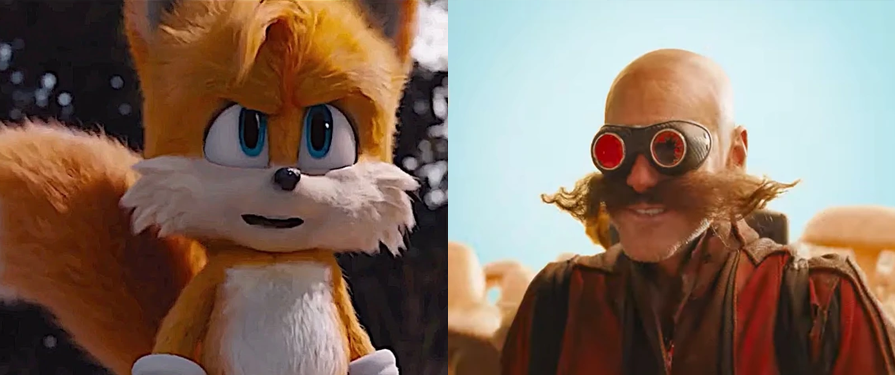 Sonic Movie Writer Discusses Sequel Ideas Tails Is Their Nick Fury Jim Carrey In A Fatsuit The Sonic Stadium