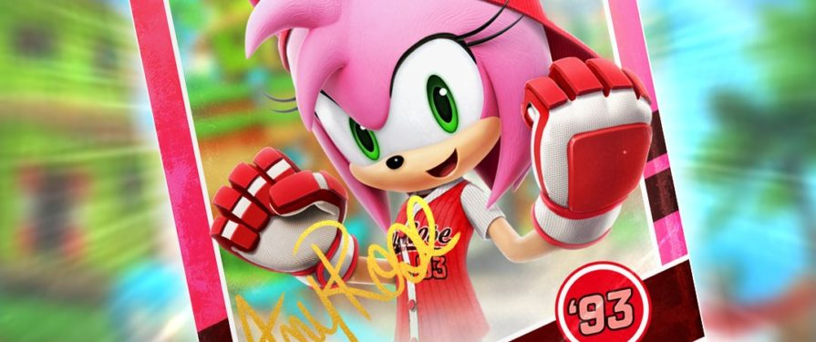Sonic Dash Slugger Series Continues With All-Star Amy Up For Grabs