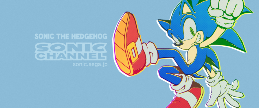 Happy Birthday Sonic! Sonic Channel's June Artwork Features Blue Blur