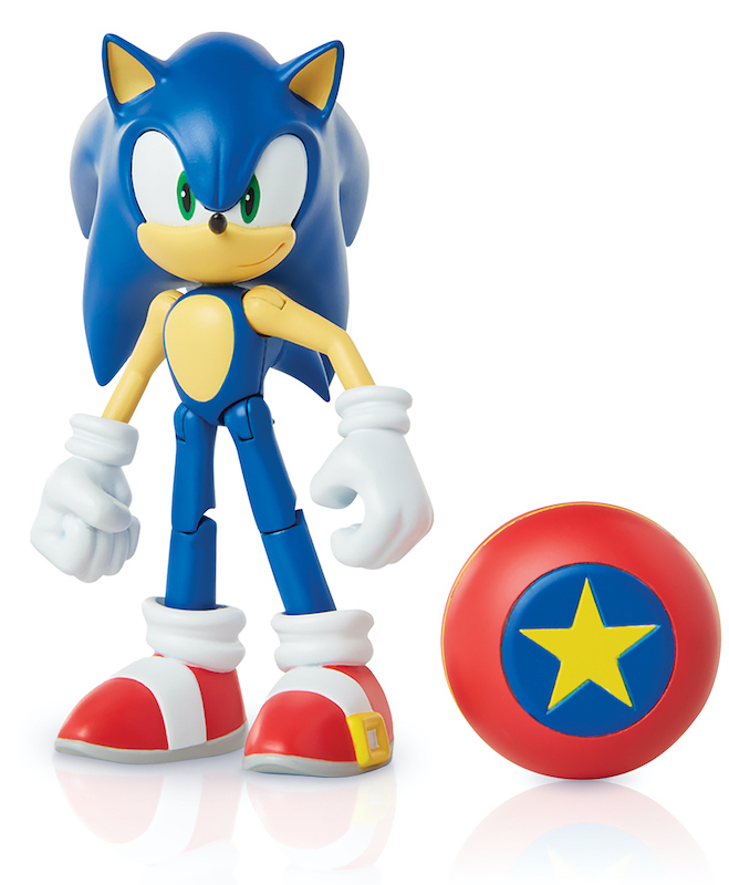 Jakks Pacific Bringing Articulated Sonic Figures To Toy Shops In The Fall The Sonic Stadium