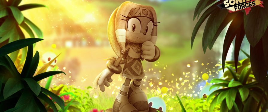 Tikal to Join the Race in Sonic Forces Mobile