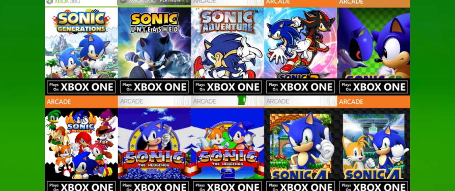 Xbox Super Saver Sale Spotlights Significant Sonic Savings