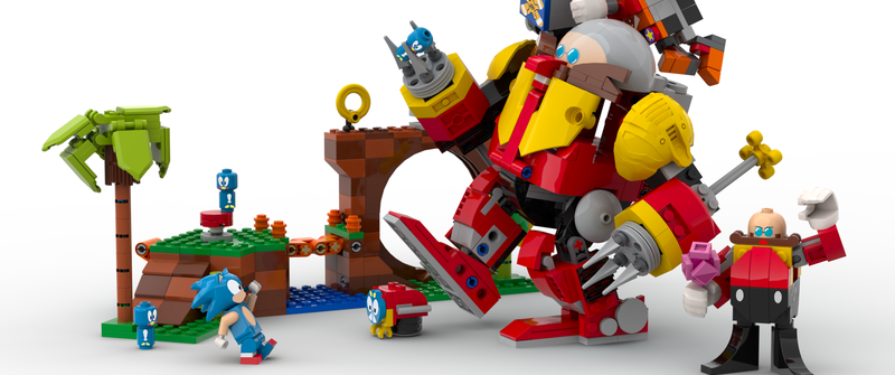 Bits 'N Bricks Podcast Highlights How LEGO Sonic Came to Be