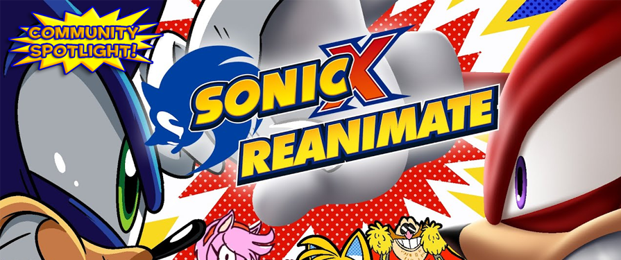 Community Spotlight: Fans Re-Animate An Entire Episode of Sonic X