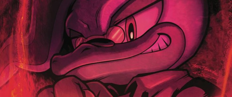 Unlikely Team Ups Galore With Solicitations for IDW Sonic the Hedgehog #33 and Bad Guys #1