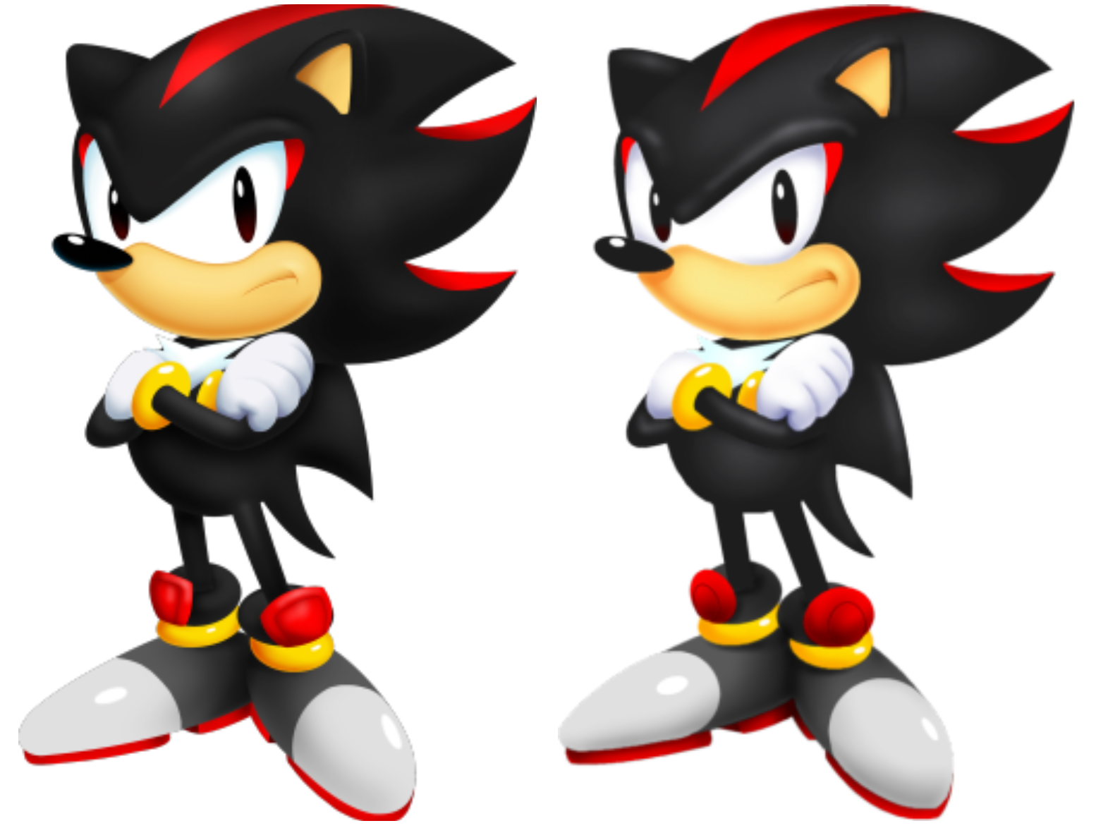 Stolen Sonic 1 Bootleg Shadow Fan Art Gets Revisited By Original Artist The Sonic Stadium